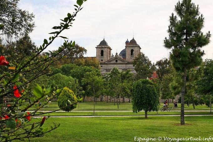 Valencia verdura o jardin de turia espanha - Jardines valencia ...