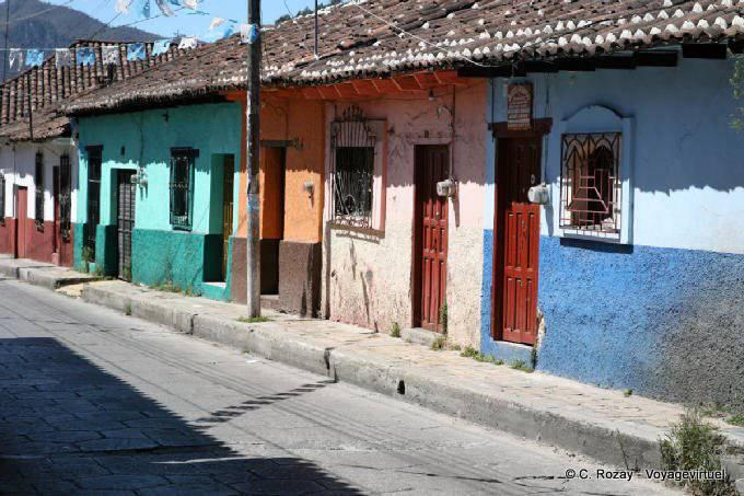 San Cristobal de las Casas, avenida 16 sieptembre 1