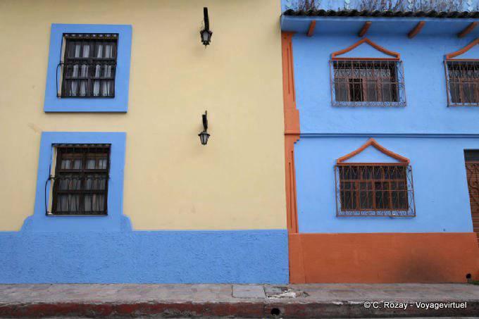 San Cristobal de las Casas, avenida 28 de agusto 1