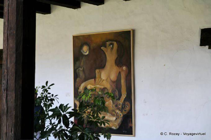 San Cristobal de las Casas, casa de la cultura 1